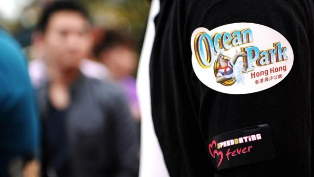 FEVER X 海洋公園【海陸空極速約會派對】