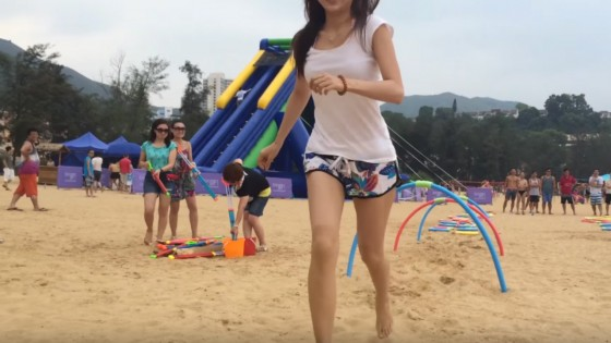 Beach Party FEVER 2015《靚女都豁出去》篇