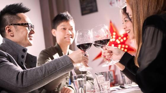 細味紅白酒 Wine Tasting
