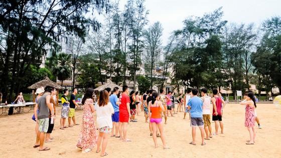 Beach Party FEVER 2015【仲夏大激鬥】@愉景灣