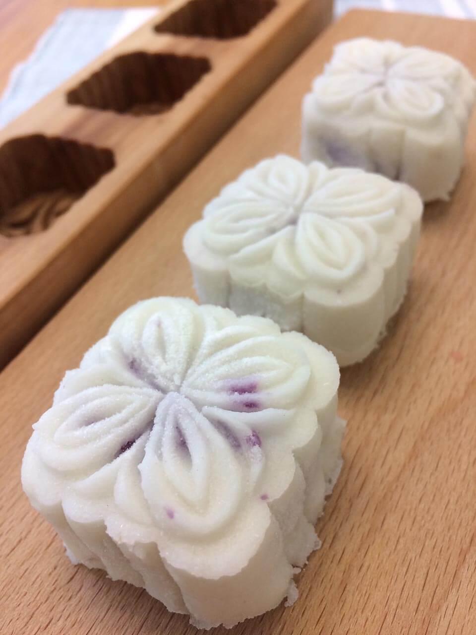 糖霜曲奇 / 中秋月餅情緣