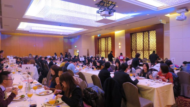 自助晚餐 Speed Dating Dinner Buffet