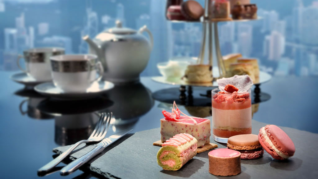 High Tea in the SKY