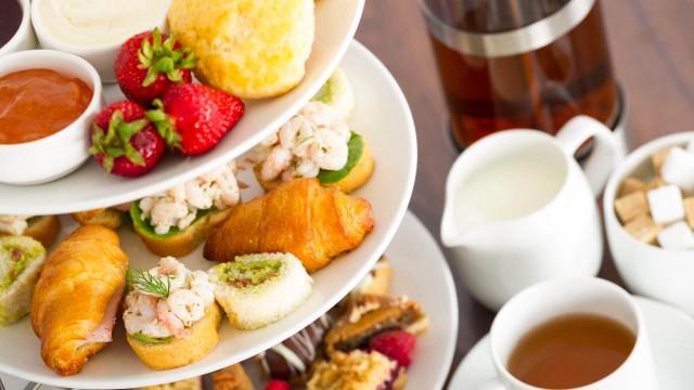 酒店歐陸浪漫下午茶